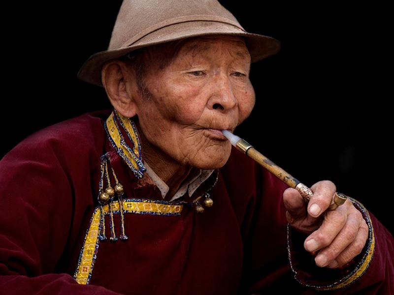 Vecchio mongolo