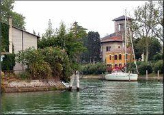Vedutta di Venezia...Isola del Lido.