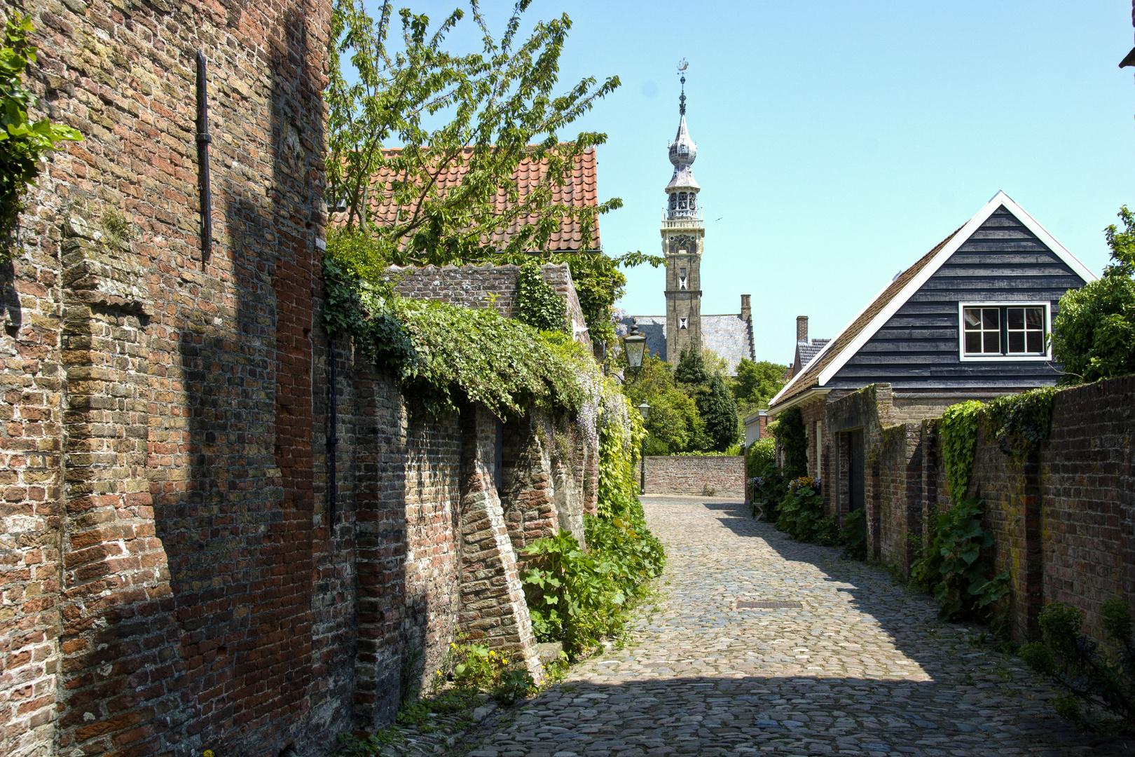 Veere - Simon Oomstraat - Town Hall