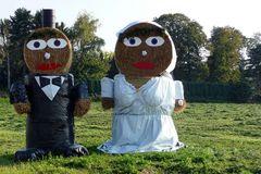 Vegetarische Hochzeit - rein pflanzlich