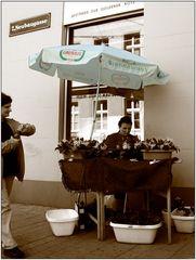 ... vegetarische Wiener Wurstspezialitäten ...