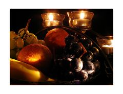 Vegetarisches Candlelight Dinner (reload)