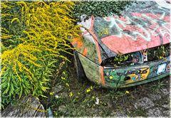 Vegetation mobil