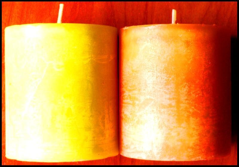 velas aromatycas --