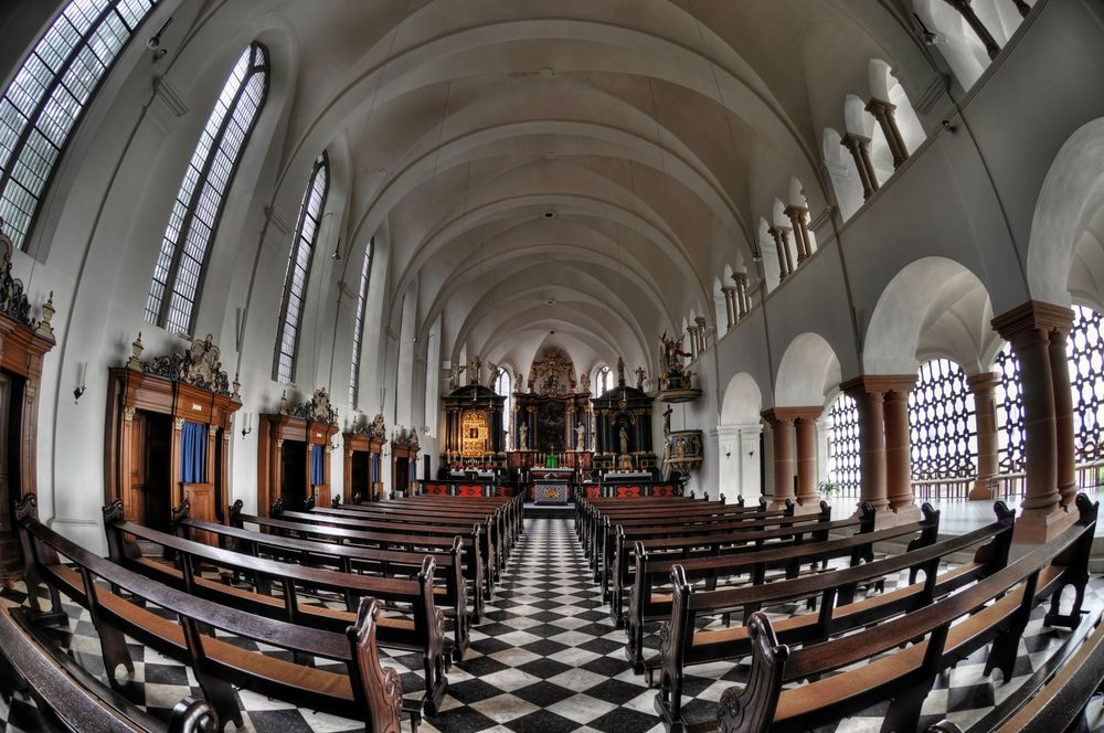 Velbert Neviges - alte Wallfahrtskirche