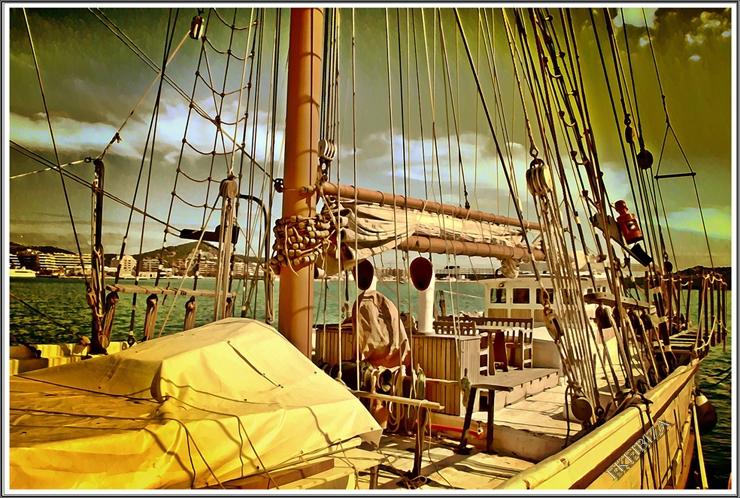 velero antiguo
