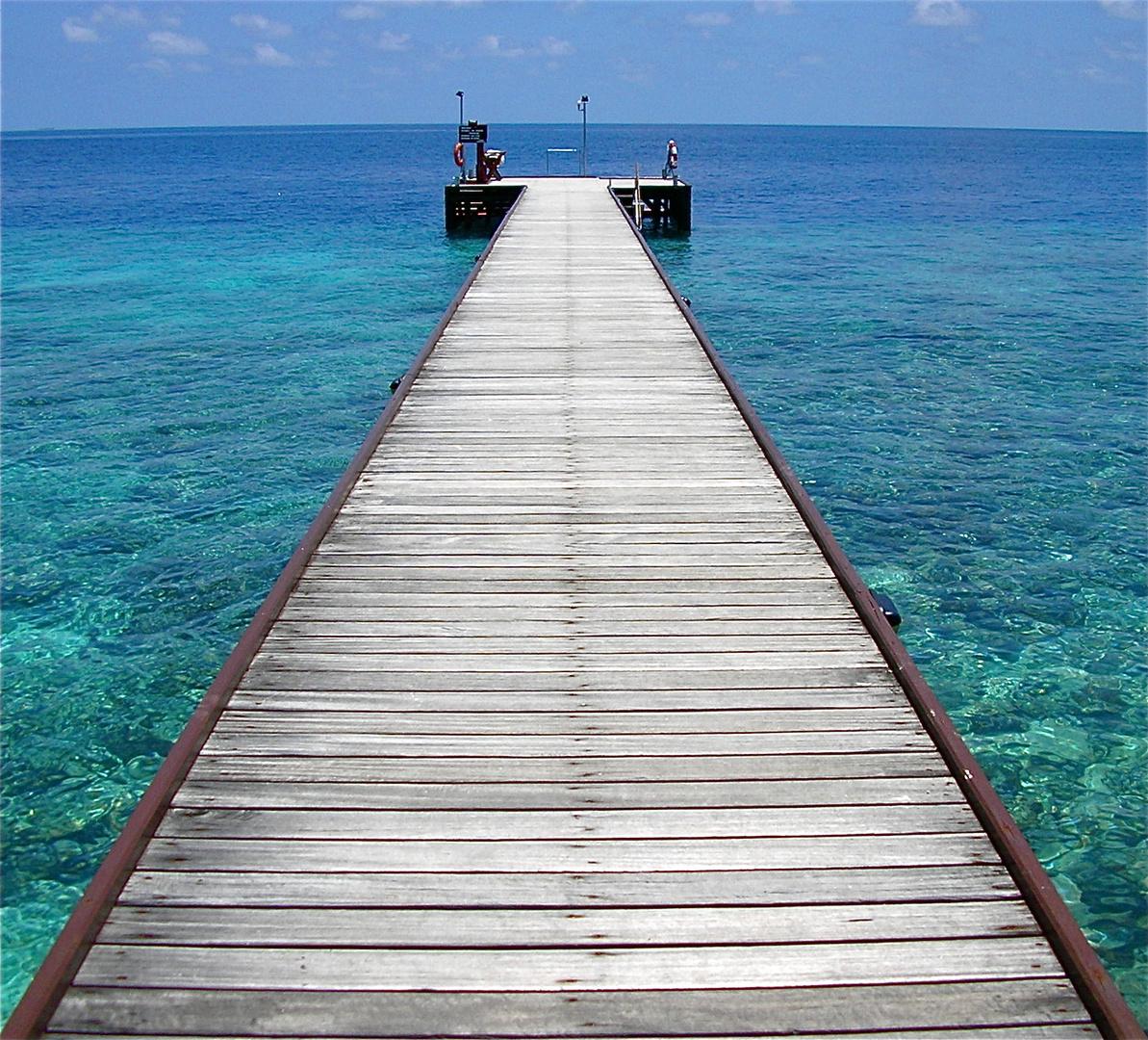 Velidu - Malediven 2005