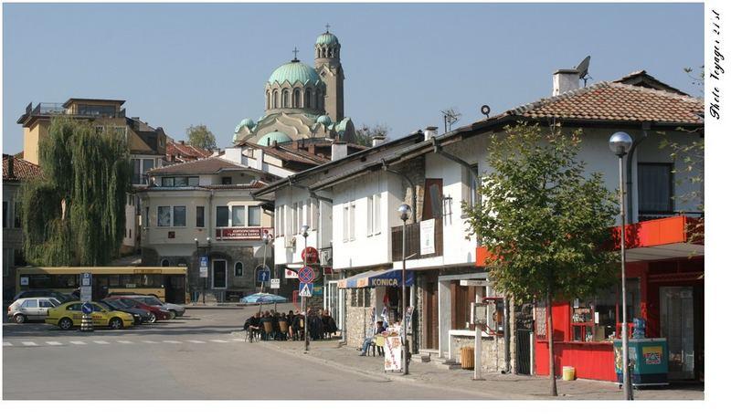 Veliko Tirnovo in Bulgaria ... 2006.