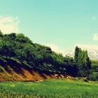 Venaie landscapes in Iran