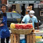 Vendedor de fruta!