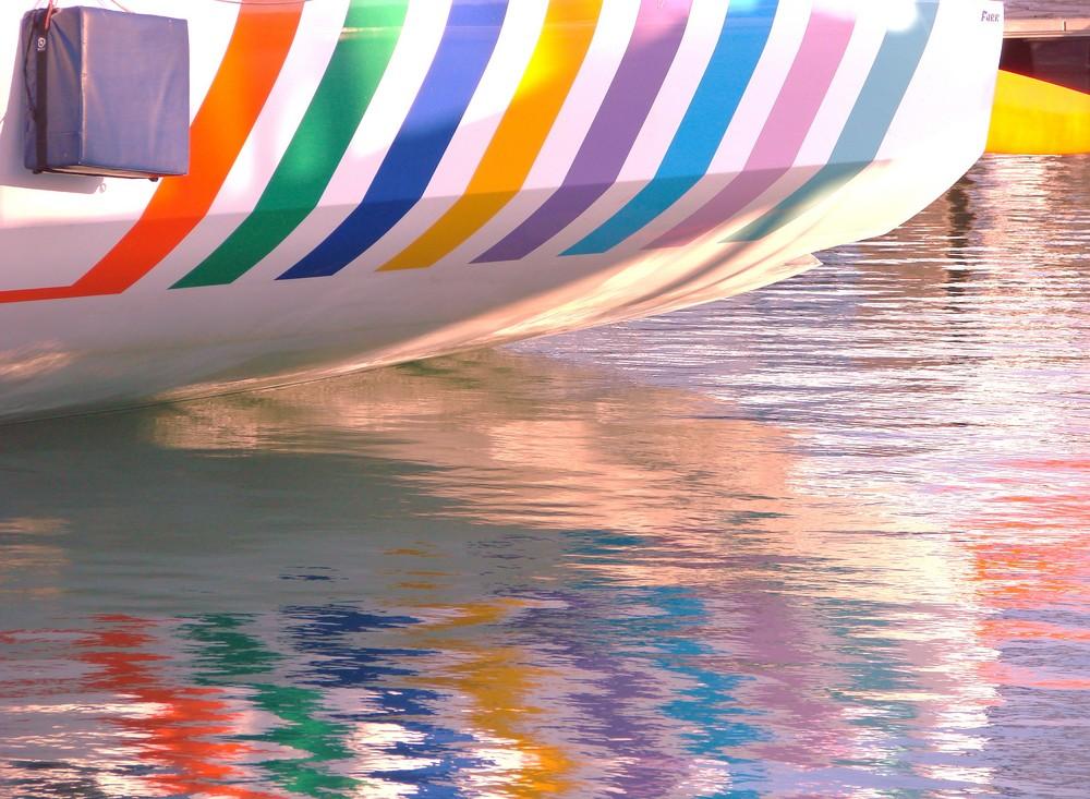 Vendée Globe Multicolore