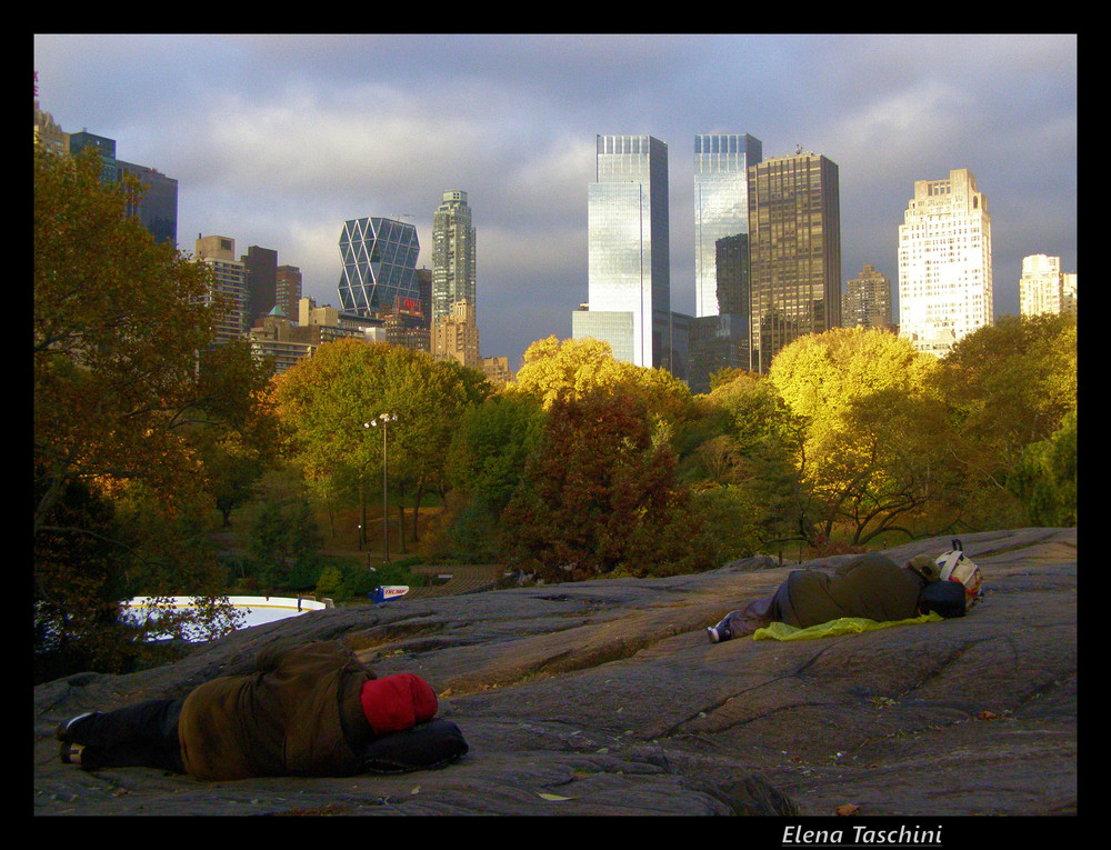 Vendesi Attico zona Central Park vista Manhattan