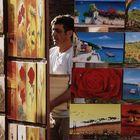 venditore d'arte