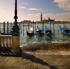 Venecia, cuadro típico