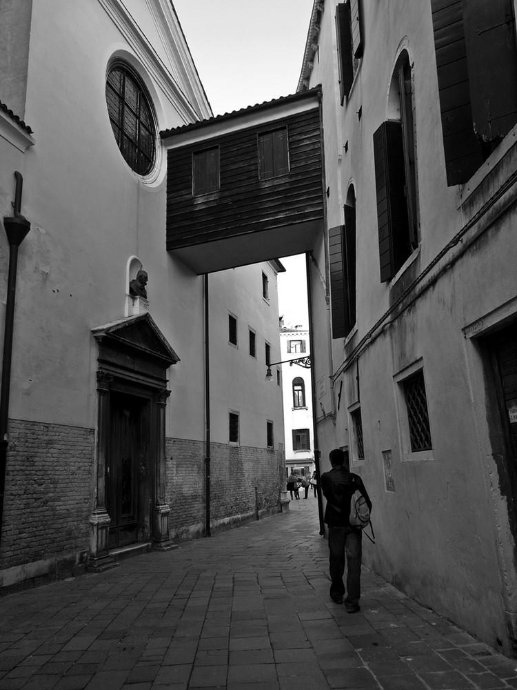 Venecia en blanco y negro II