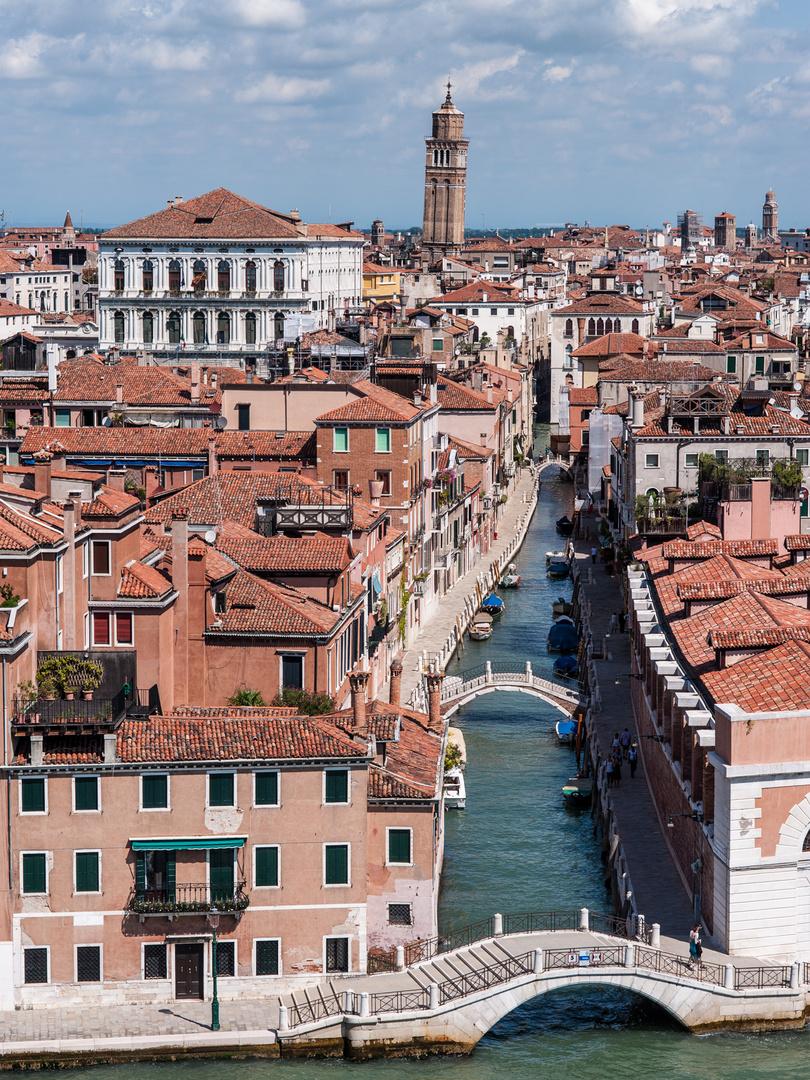 Venecia en color 12