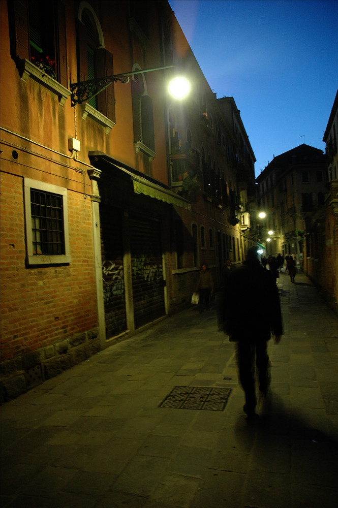 Venecian Shadows