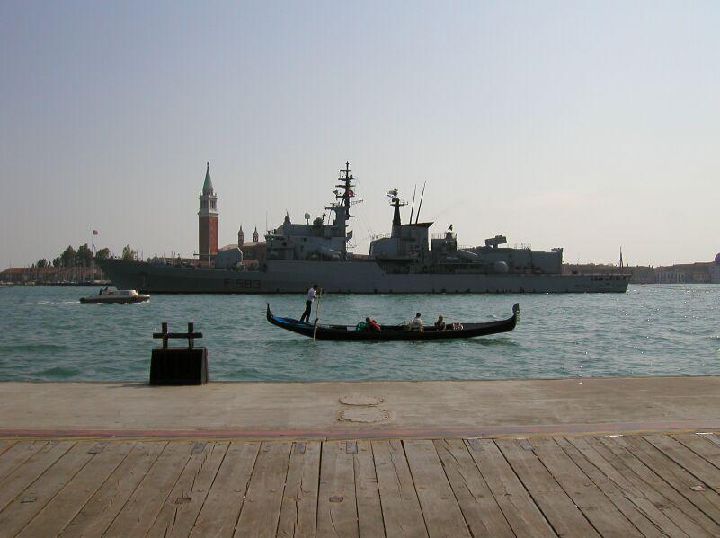 Venedig 11.September 2002