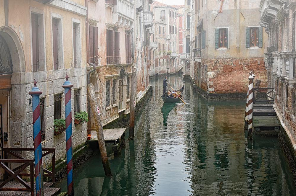 Venedig 2020 Novemberlicht