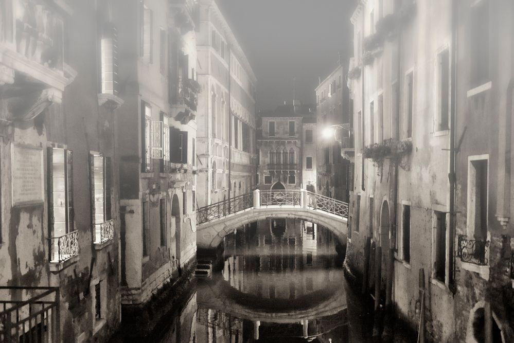 Venedig 2020 Novemberstimmung
