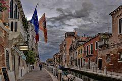 Venedig, Abendspaziergang
