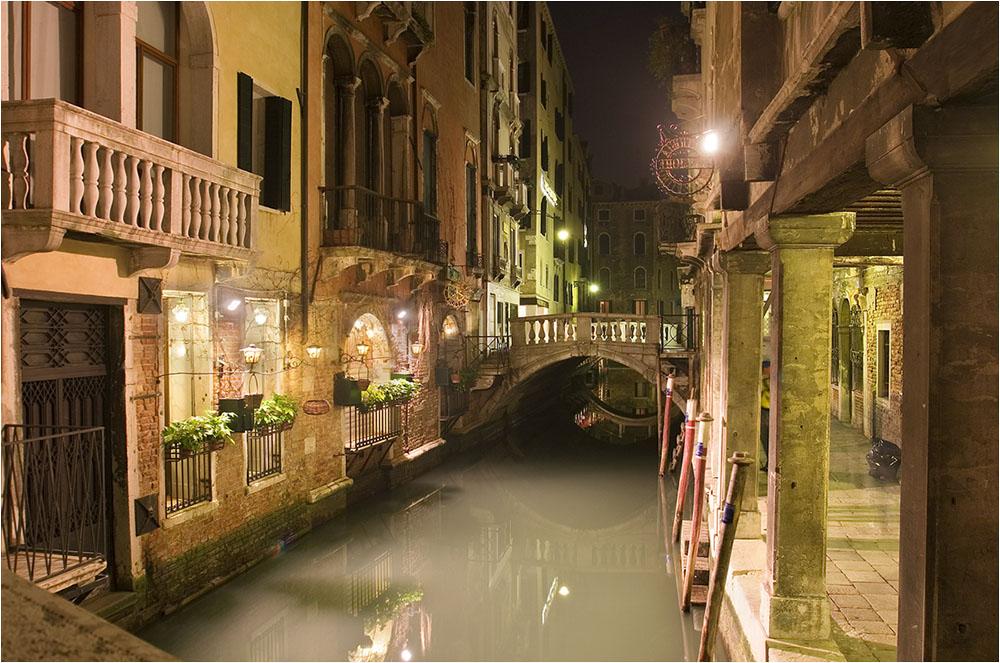 Venedig am Abend - Reload