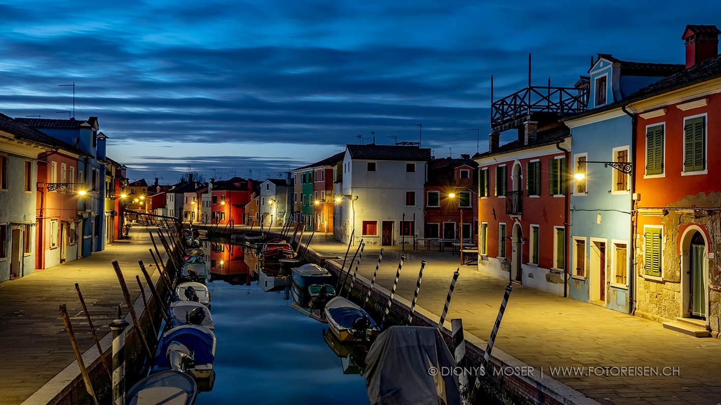 Venedig - Burano