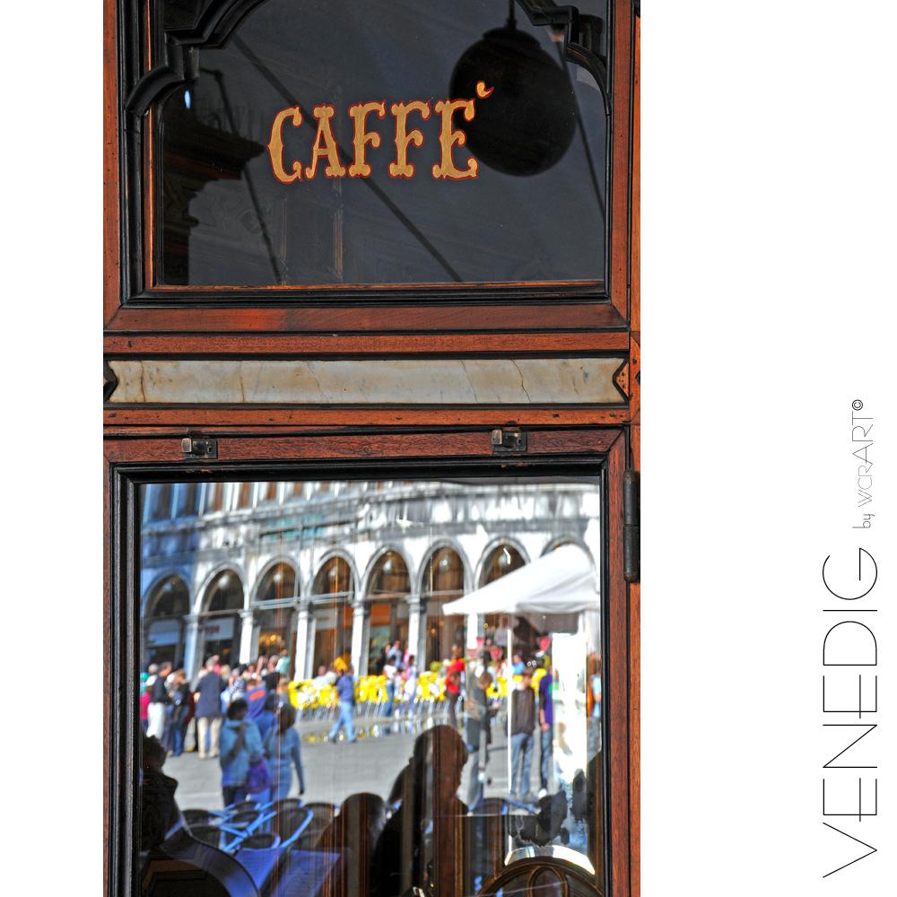 Venedig - Caffe´ Florian