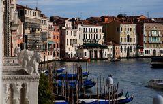 Venedig Canale Grande von Ca' d'Oro1