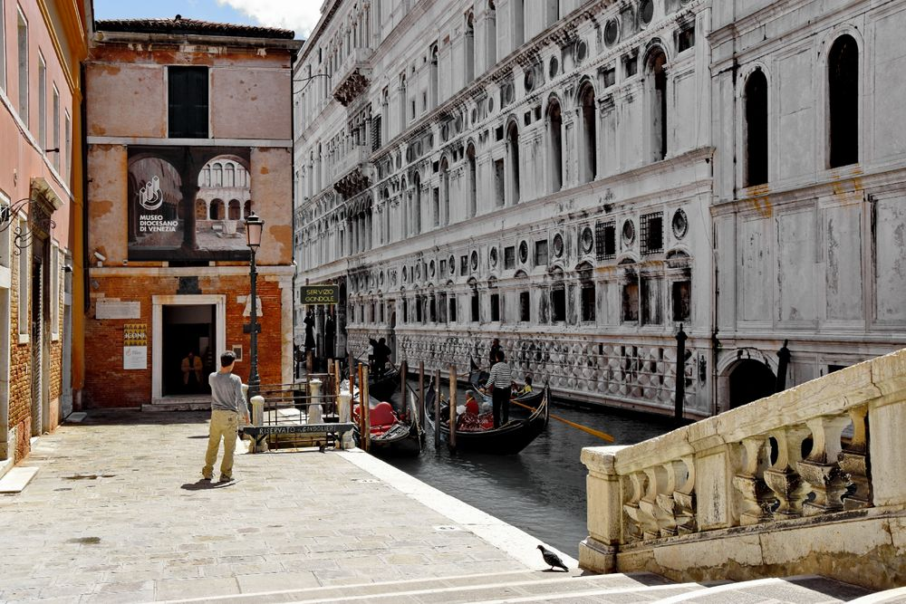 Venedig - Die Stadt der Liebe