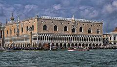 Venedig,  Dogenpalast