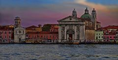 Venedig   - Ein neuer Tag beginnt -