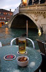 Venedig - ein warmer Juni-Abend und dann das