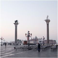Venedig erwacht