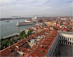 Venedig from above......