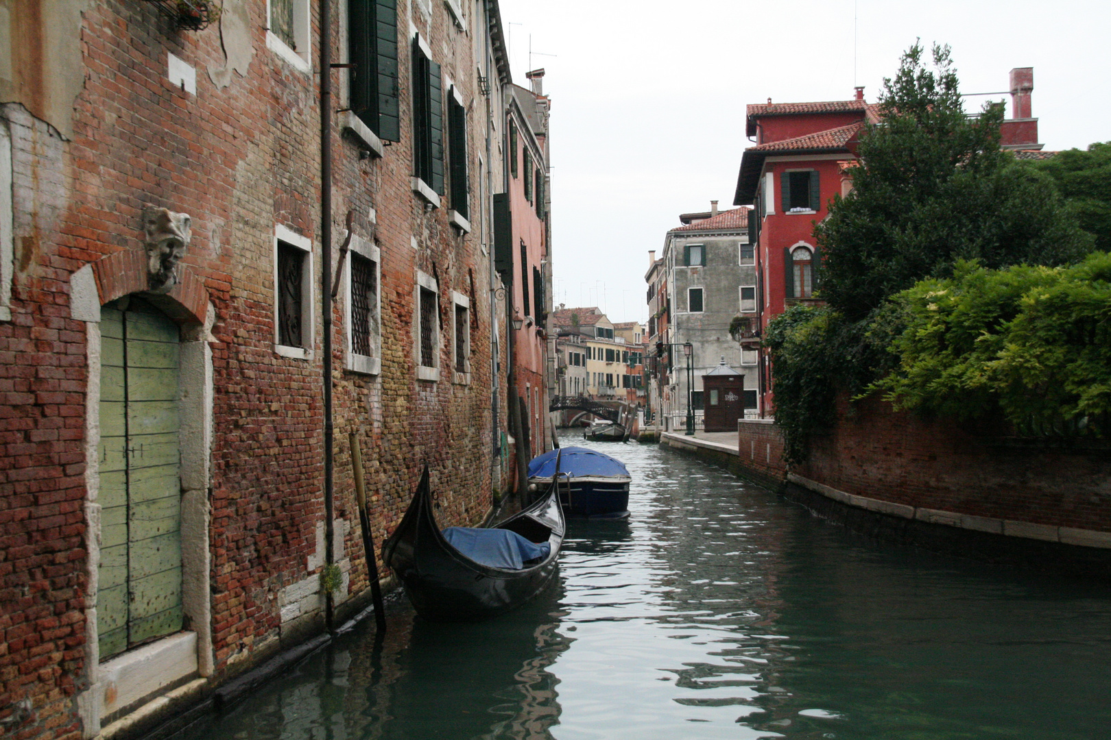 Venedig -gerade dies ist das wahre Venezia-