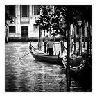 [... Venedig Gondoliere ...]