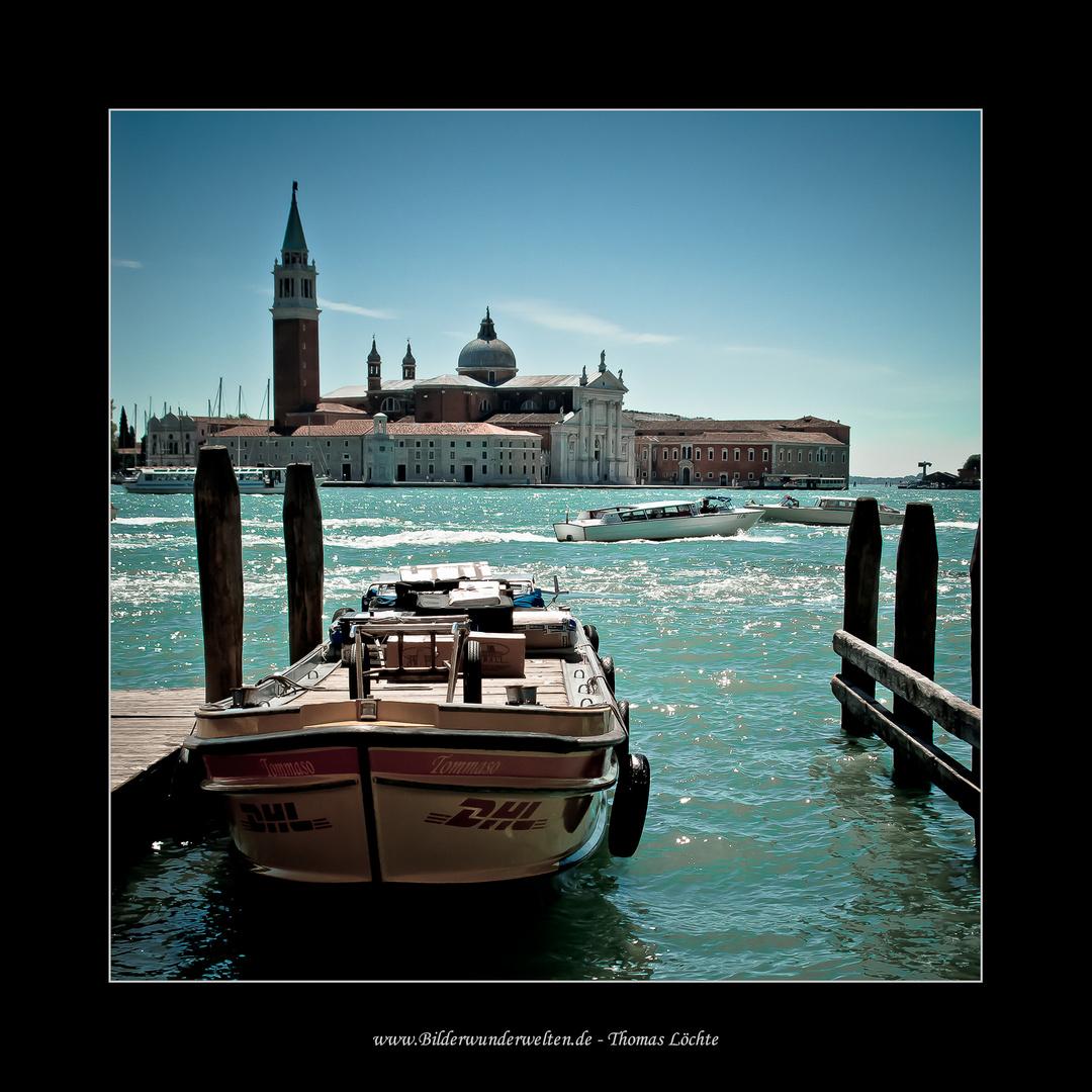 Venedig - Hier kommt die Post...