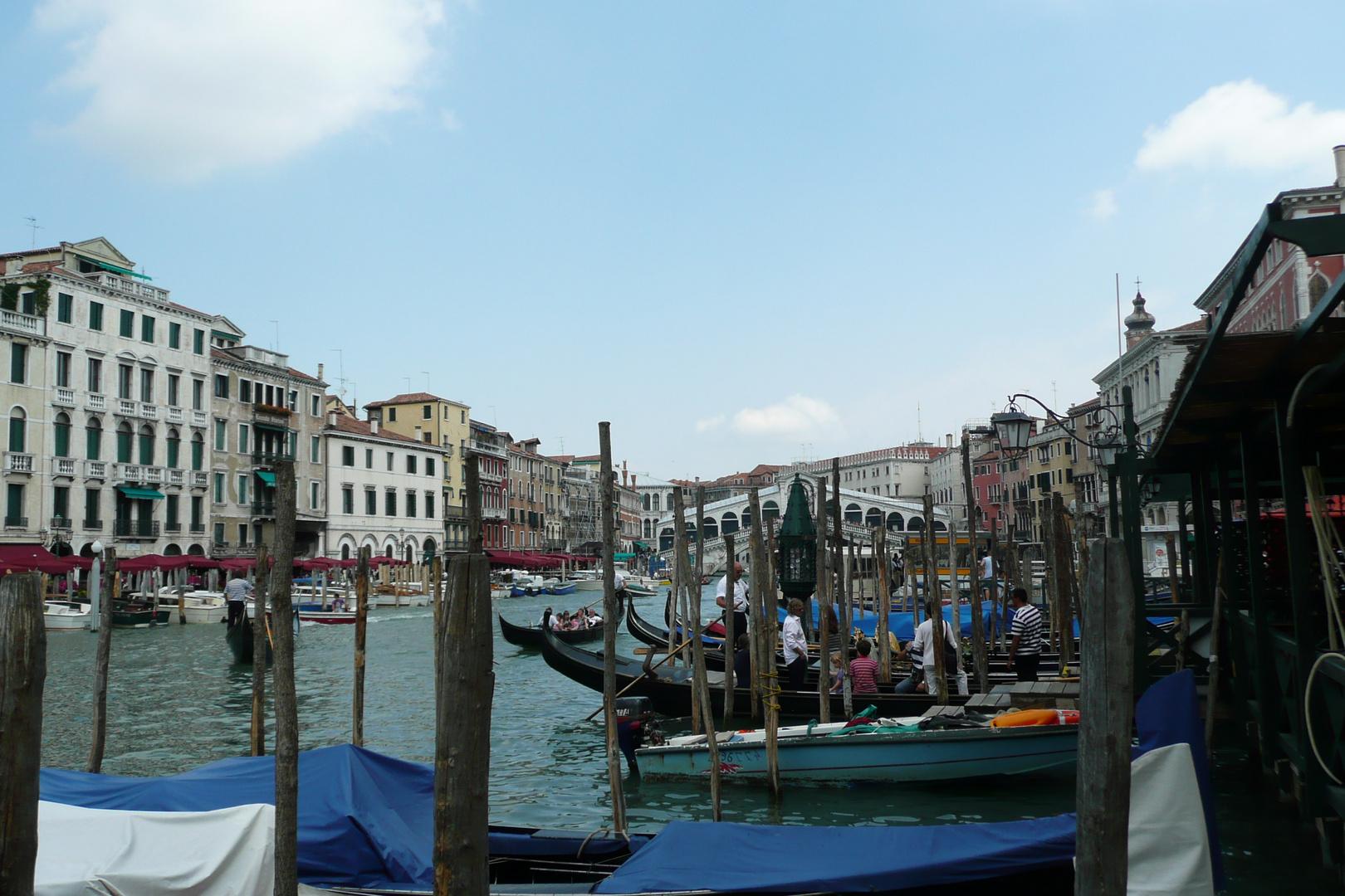 Venedig im August