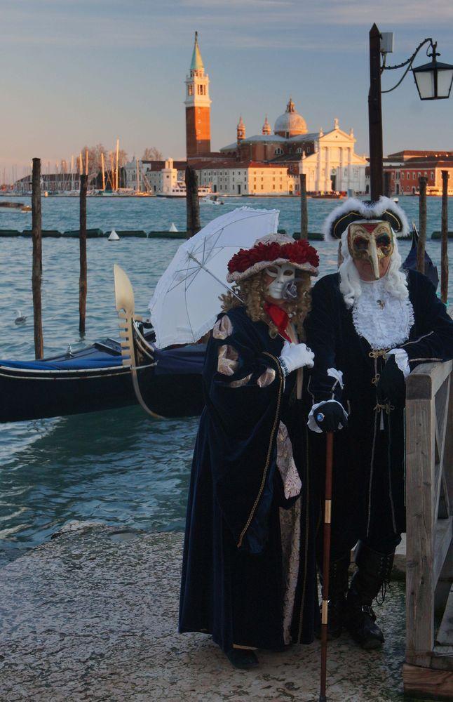 Venedig im Februar 2013...
