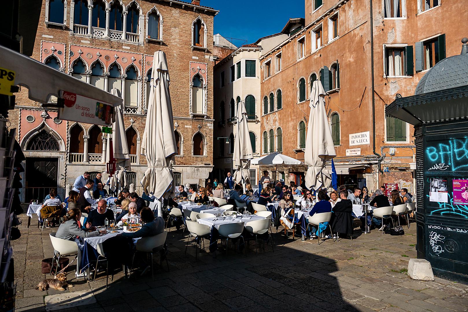 Venedig - im November 2019