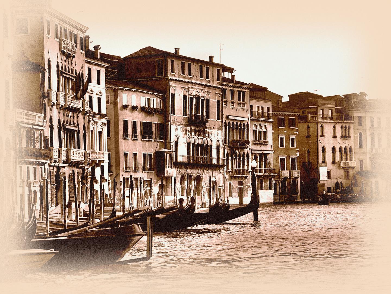 ~ Venedig im November ~