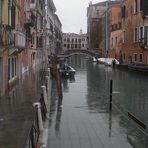 Venedig im Regen...