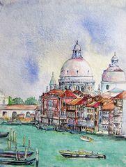 Venedig im Sommerlicht