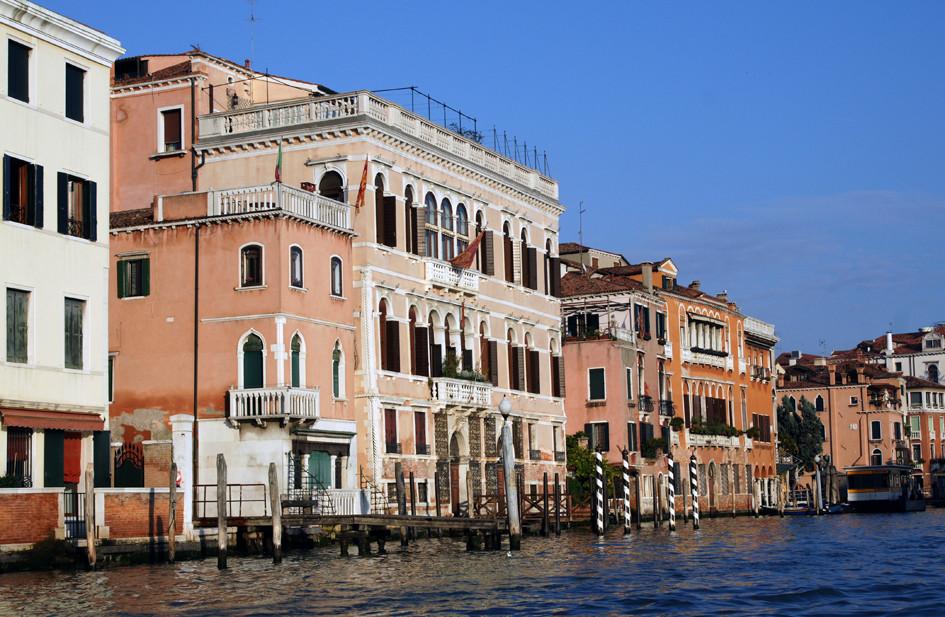 Venedig in seiner ganzen Pracht ...