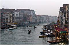 Venedig ist auch in Farbe schön...