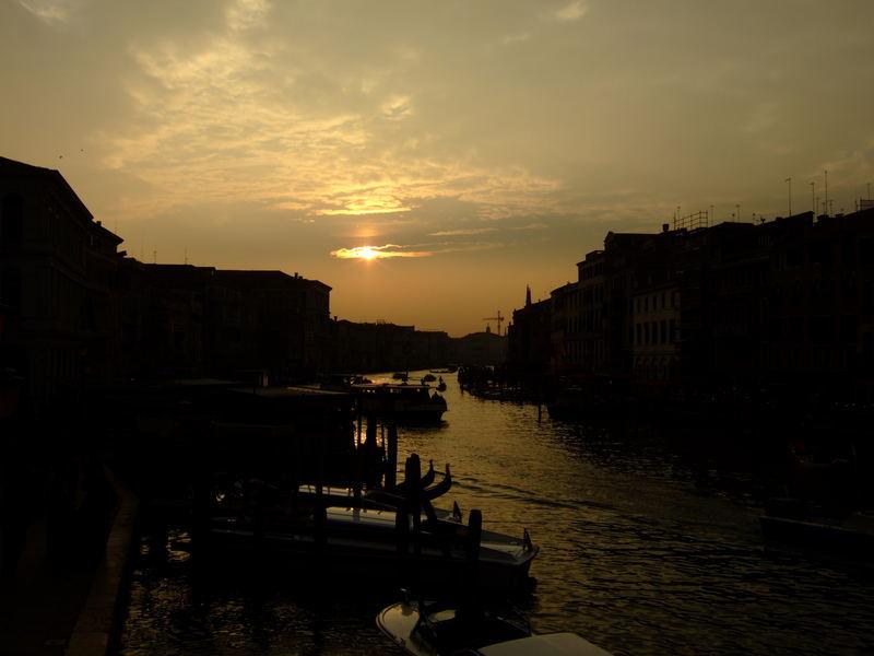 Venedig kann schon schön sein...