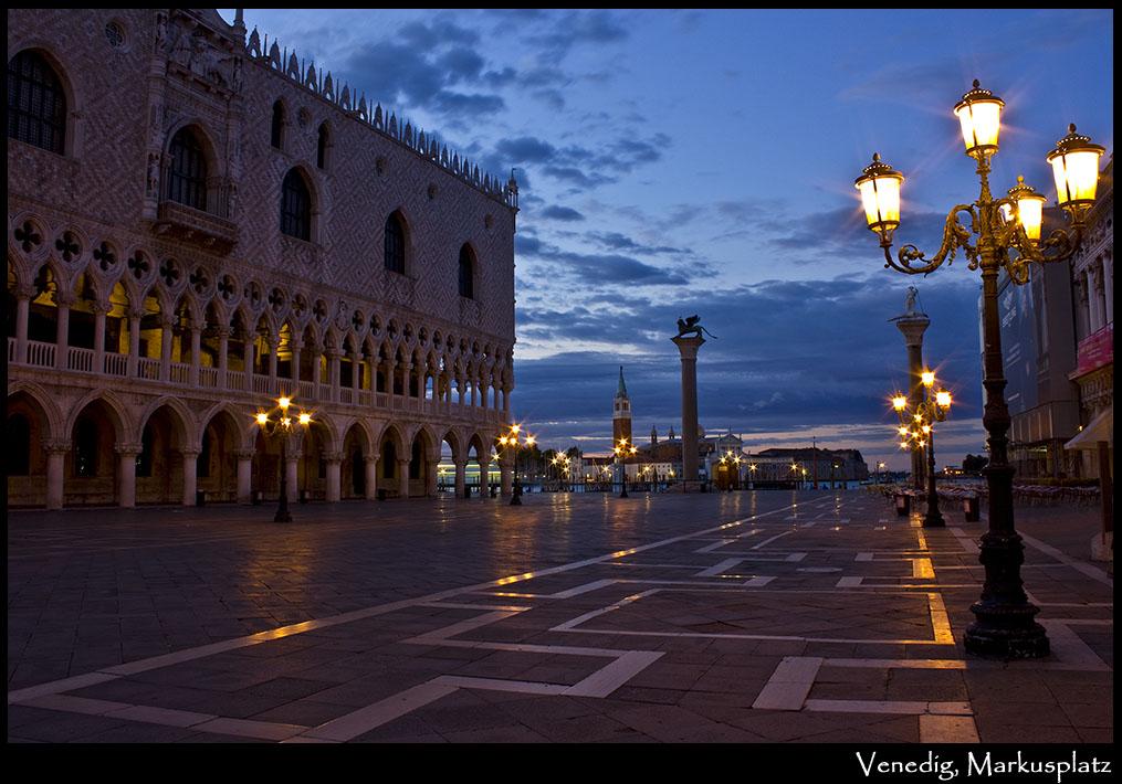 Venedig, Markusplatz #2