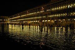 Venedig . Markusplatz