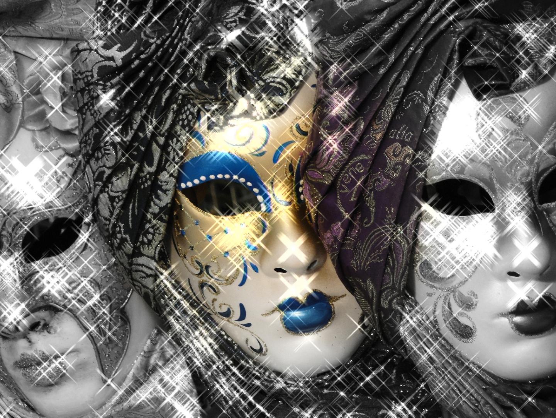 Venedig Masken